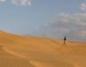 Sand dune India