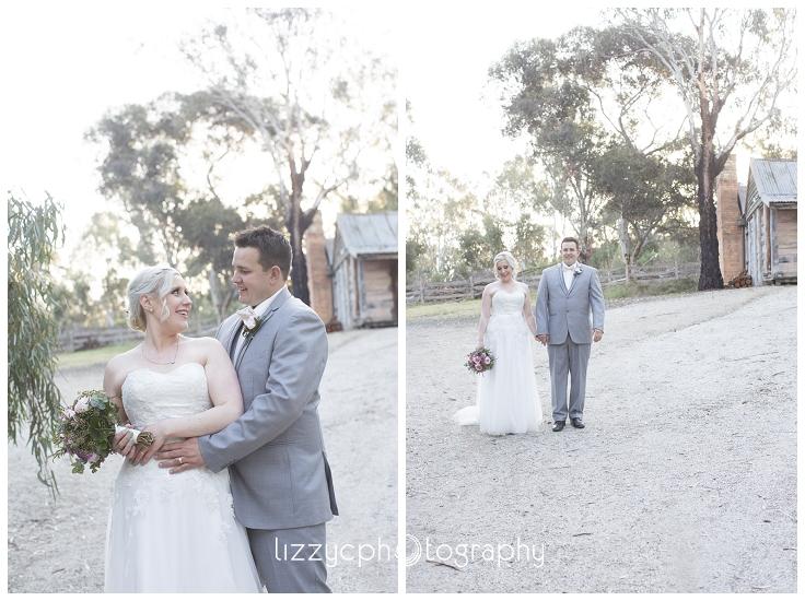 Davies1014 0291 Catherine + David Rustic Country Wedding at Emu Bottom Homestead