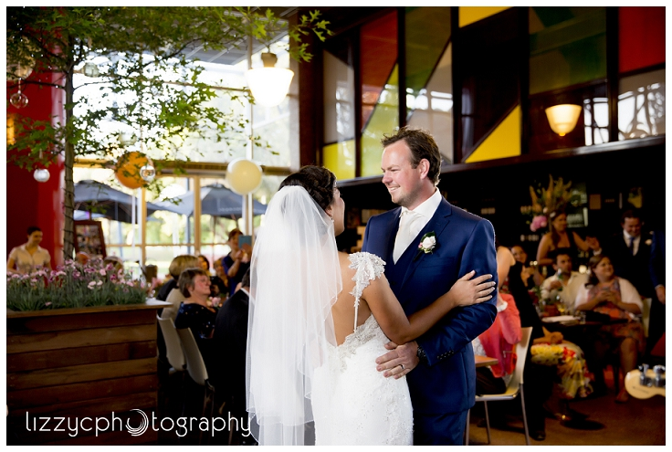 Shadowfax winery wedding 0701 Kate + Bens Werribee Mansion & Shadowfax Winery Wedding