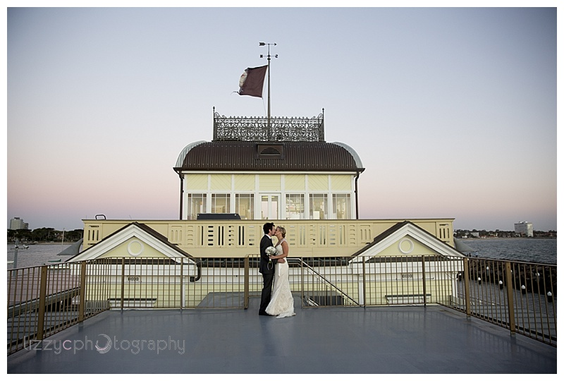 StKilda wedding 0082 Emma and Tims St Kilda Pier Wedding