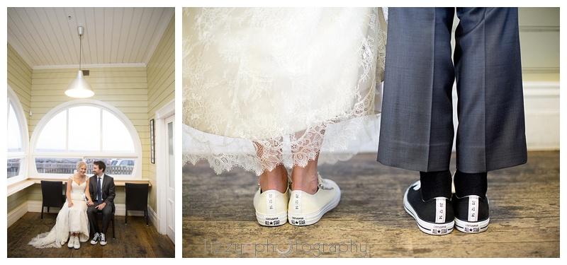 StKilda wedding 0083 Emma and Tims St Kilda Pier Wedding
