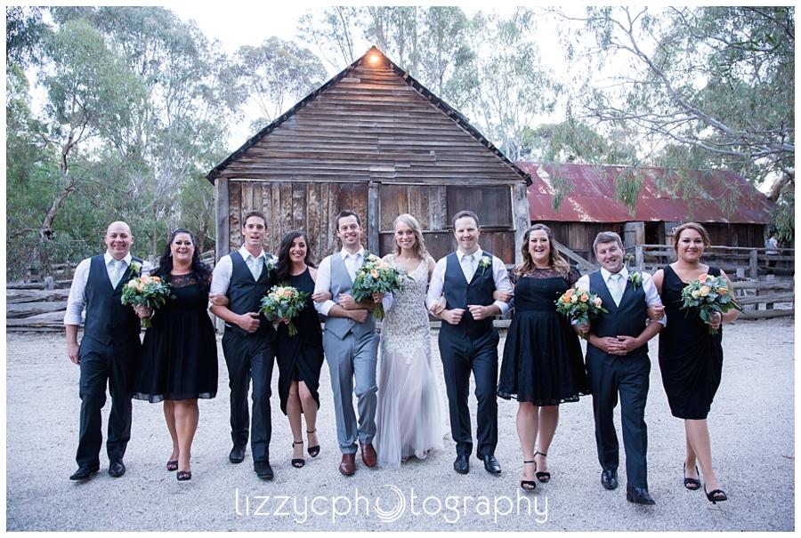 emubottom homestead wedding 0024 Jess and Micks Emu Bottom Country Rustic Wedding